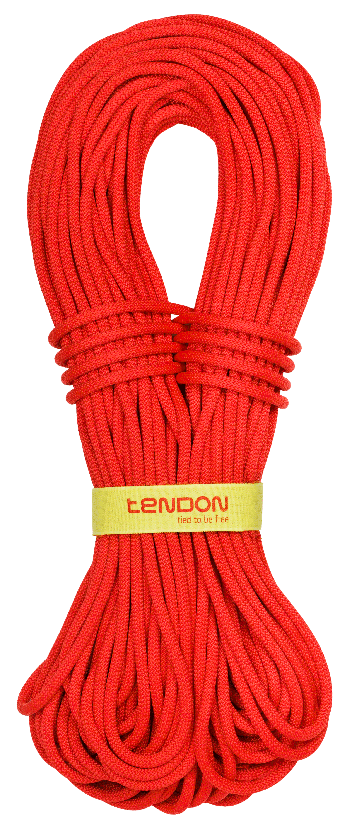 Lano Tendon Master 7.0 - červená / Complete shield / 30 m